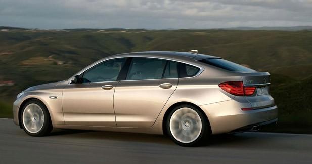 BMW Série 5 Gran Turismo : croisement osé