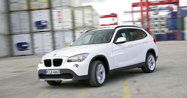 BMW X1 : la Série 1 au rayon X