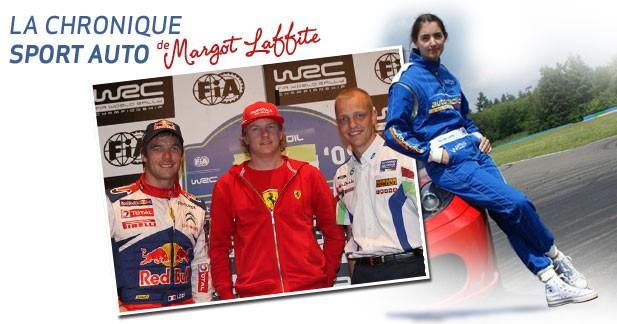 WRC : Finlande