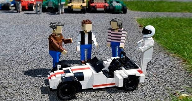 Et maintenant Top Gear casse des briques...