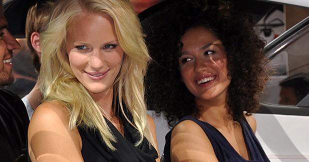 Avant Francfort : retour sur les hôtesses de l'édition 2009