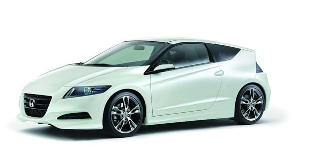 Honda CR-Z Concept : patience est mère des vertus