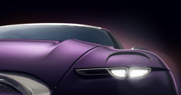 Citroën Revolte : 2CV revival