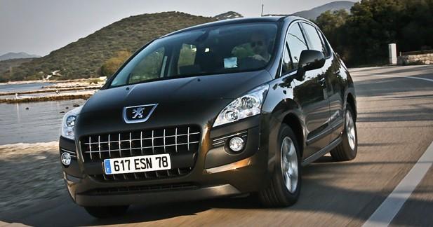 Peugeot 3008 : 50 000 commandes depuis le printemps dernier