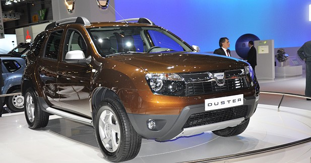 Dacia Duster : le 4x4 low cost
