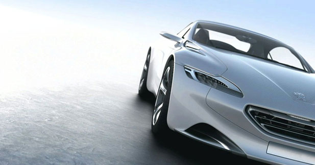 Concept Peugeot SR1