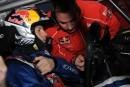 WRC: Premier essai pour Räikkönen