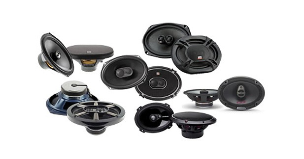 caraudiovid o 6 haut parleurs elliptiques la loupe. Black Bedroom Furniture Sets. Home Design Ideas