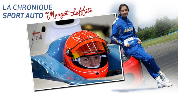 F1: On avance à petits pas