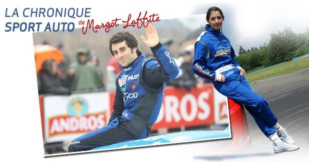 Trophée Andros Electrique: Olivier Pernaut s'adjuge sa première victoire sur la dernière manche.