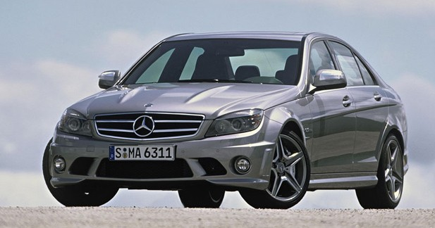 Mercedes C63 AMG : de la rébellion dans l'air...