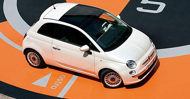 Et la Fiat 500 fit ses premiers pas…