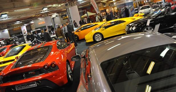 Salon du Cabriolet, Coupé et SUV 2010