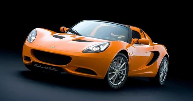 La Lotus Elise à 149 g/km de CO2