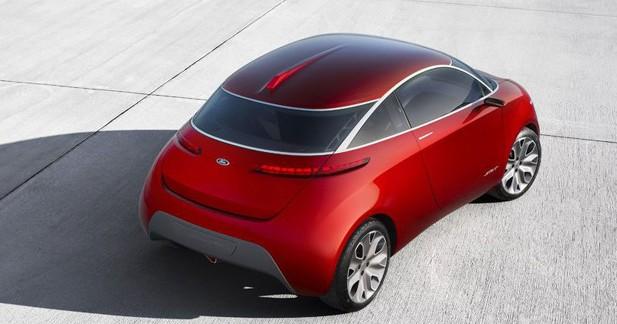 Ford Start Concept : étude de future citadine