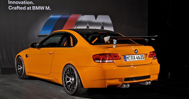 la bmw m3 gts annonce ses prix. Black Bedroom Furniture Sets. Home Design Ideas