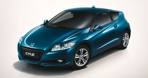 Caraudiovidéo : la Honda CR-Z à la loupe