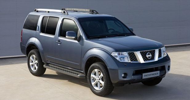 Le Nissan Pathfinder renforce sa gamme