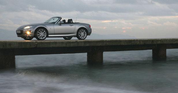 Mazda MX-5 : sportive N.1 en Angleterre selon une enquête de satisfaction
