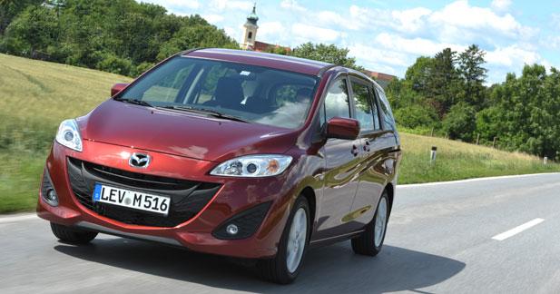 Vidéo Nouveau Mazda5 : un premier contact prometteur