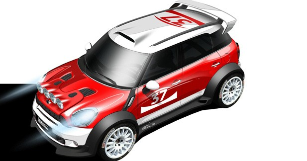 WRC: MINI de retour en 2011