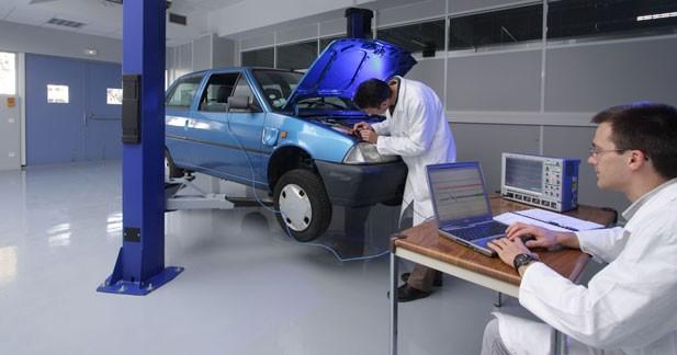 Le CEA établit un record du monde en voiture électrique