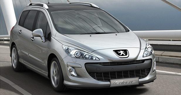 Peugeot 308 SW Prologue : en préambule au break