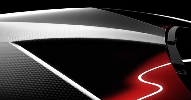 Lamborghini Jota : dévoilée au compte-gouttes
