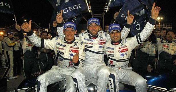 ALMS: Peugeot fait le doublé au Petit Le Mans