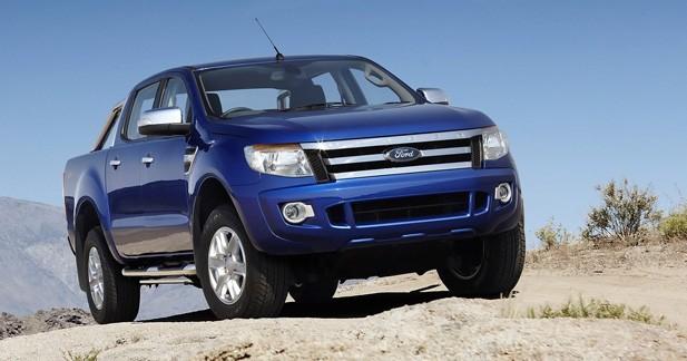 Ford Ranger : Pile ou face