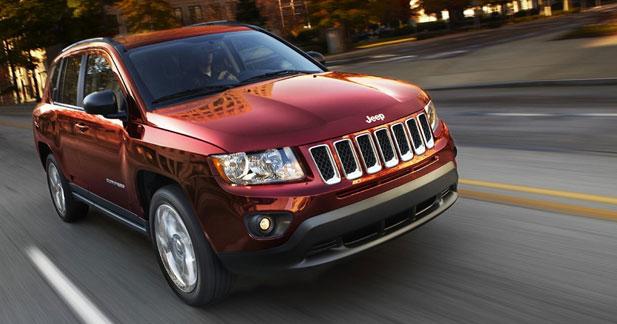 Jeep Compass restylé : des airs de Cherokee