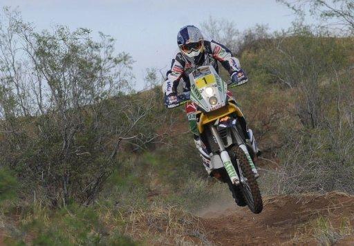 Dakar: l'Espagnol Marc Coma remporte l'épreuve motos