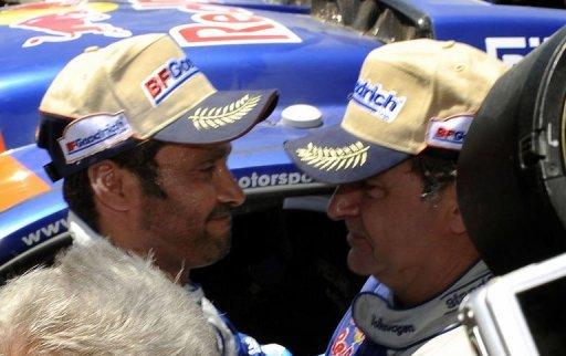 Dakar 2011 : troisième couronne pour Coma, Al-Attiyah concrétise