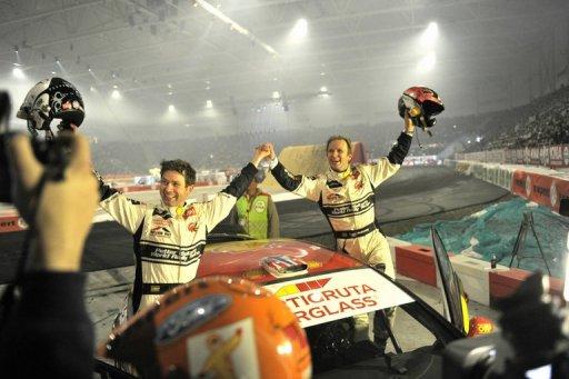 Rallye MonteCarlo: Petter Solberg, juste une pige chez Peugeot