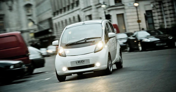Mitsubishi : la i-MIEV disponible en France
