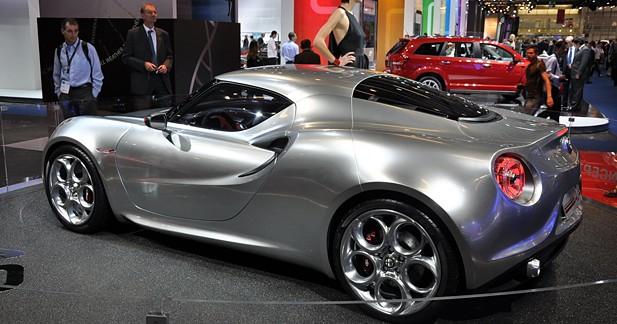 Alfa Romeo 4C : Mirage italien