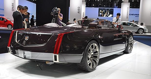 Cadillac Ciel Concept : Nostalgie du Zénith ?