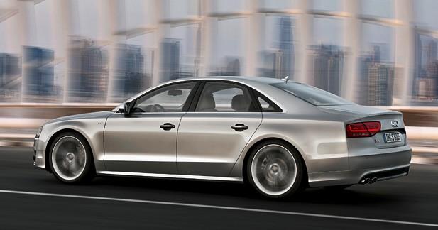 Audi S8 : L'obsession du détail