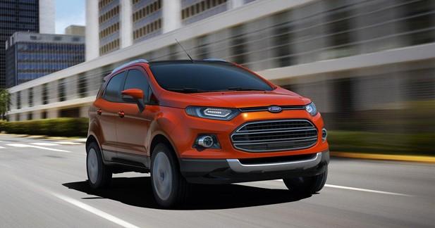 Ford EcoSport : Concentré de Kuga