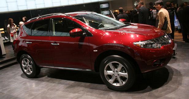 Nissan Murano II : un diesel en renfort