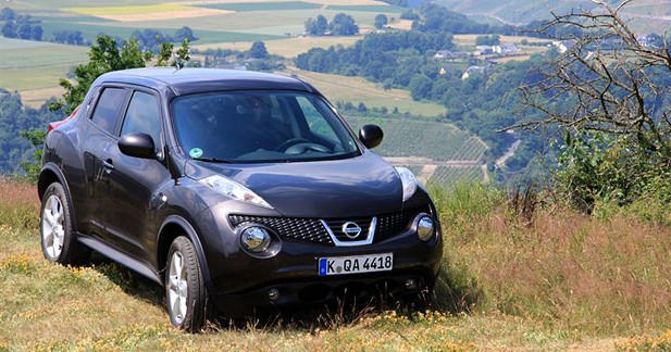 Nissan Juke / Note : Drôle de melting-pot