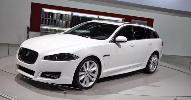 jaguar xf sportbrake le break chic et sportif par jaguar. Black Bedroom Furniture Sets. Home Design Ideas
