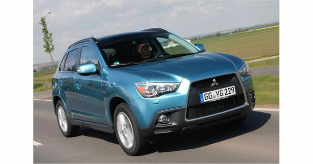 Mitsubishi ASX : à partir de 19 900 euros
