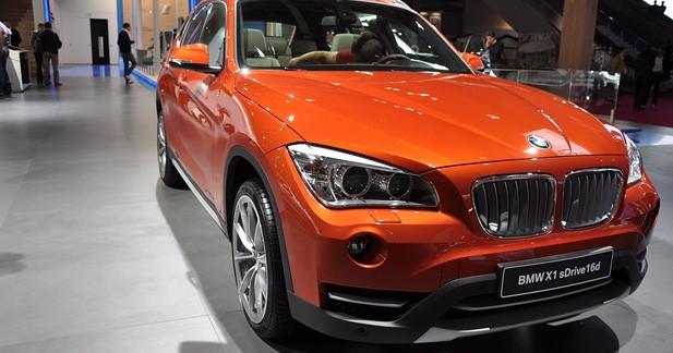 Le BMW X1 s'offre une cure de jeunesse