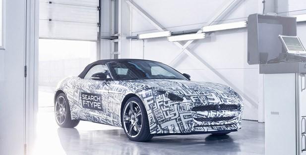 Deux nouveaux moteurs essence vont arriver chez Jaguar