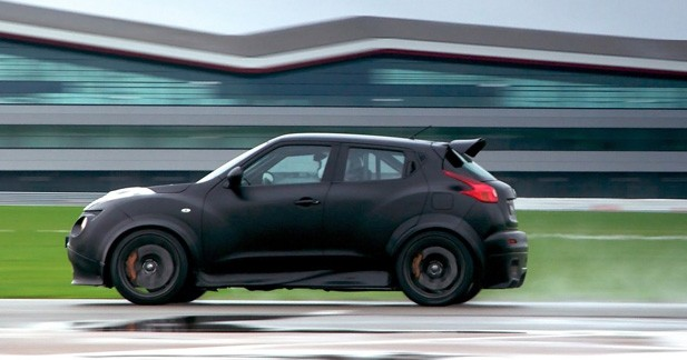 Nissan Juke-R : Bientôt en petite série !