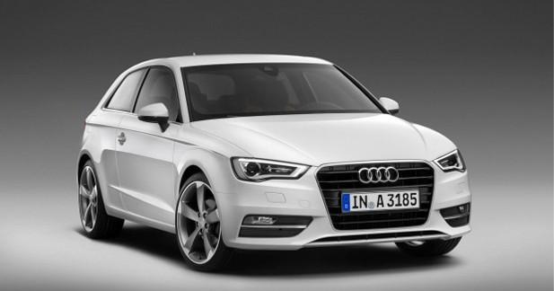 L'Audi A3 dévoile ses tarifs