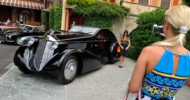 Concours d'Élégance de la Villa d'Este : le chic à l'italienne