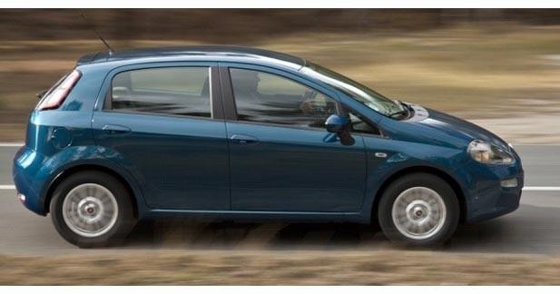 Fiat repousse le remplacement de la Punto