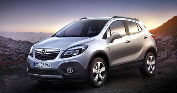 Un site Internet pour découvrir l'Opel Mokka